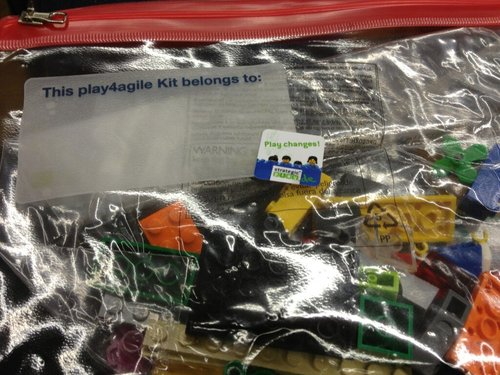 LEGO Exploration Bag #p4a13